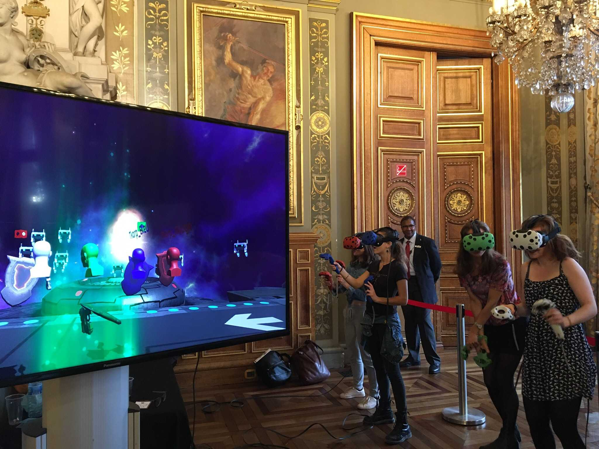 Animation team building - Animation team building Mairie de Paris